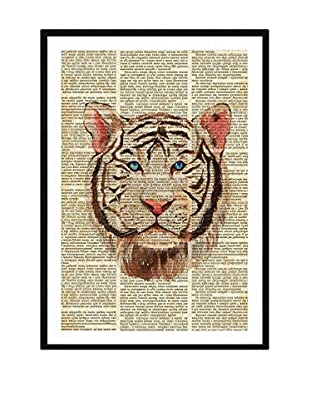 Really Nice Things Bild Tiger Artwork