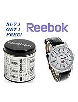 Reebok Men's Analog Watch