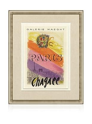 Marc Chagall Galerie Maeght Paris, 1959