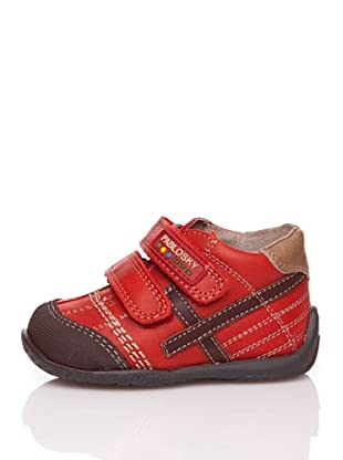 Pablosky Stiefel Logotipo (Rot)