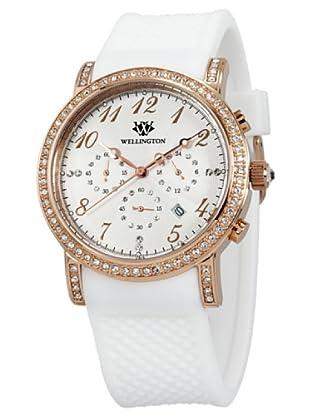 Wellington Damen-Armbanduhr Analog Silikon Fairlie WN504-316