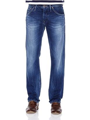 Pepe Jeans London Vaquero Hoxton (Azul)