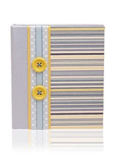 Molly West Prince - Photo Album, Blue/Yellow