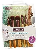 Ecotools Bamboo 6Pc Eye Brush Set