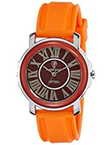 Optima Analog Red Dial Men's Watch - FT-ANL-2511