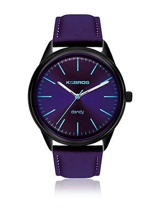K&BROS Reloj 9486 (Violeta)