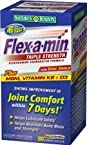 Flex-A-Min Glucosamine Chondroitin MSM Coated Tablets, Maximum Strength