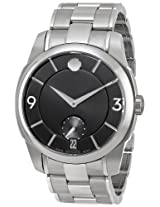 Movado Men's 0606626 Movado Lx Stainless Steel Watch