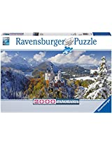 Ravensburger Puzzles Neuschwanstein, Multi Color (2000 Pieces)