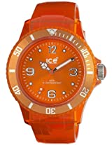 Ice Watch Ice Jelly Orange Unisex Watch Jyotuu10