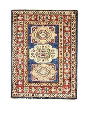 Eden Teppich   Kazak Super 64X84 mehrfarbig