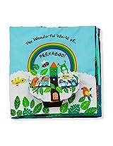 The Wonderful World of Peekaboo!: Read and Play - K's Kids