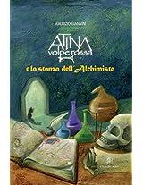 Atina Volpe Rossa e la stanza dell'Alchimista