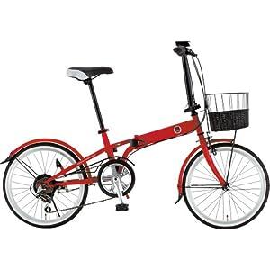 ... 自転車 レッド FIAT FDB206L-SK 12213