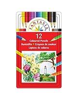 Pro-Art 12-Piece Pro Art Fantasia Colored Pencil Set