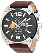 Diesel Analog Black Dial Men's Watch - DZ4204