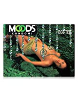 Moods Dotted Condoms 30 Packs Of 3 Each, 90Pcs