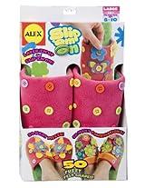 Alex Toys Slip 'Em On - Large (8-10)