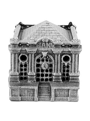 HomArt House Bank (Antiqued Silver)