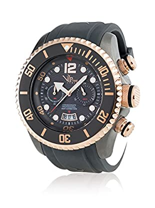Vip Time Italy Uhr mit Japanischem Quarzuhrwerk VP5027GY_GY grau 50.00  mm