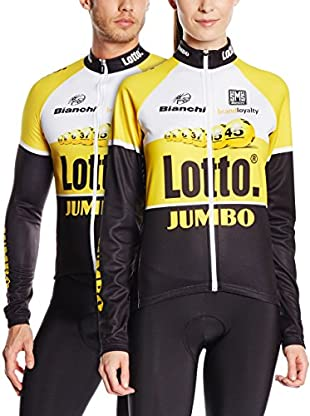 Santini Maillot Ciclismo Team Lotto
