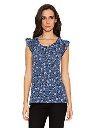 Springfield T-Shirt (blau)
