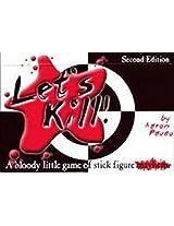 Atlas Games 1270 Lets Kill 2 Nd Edition