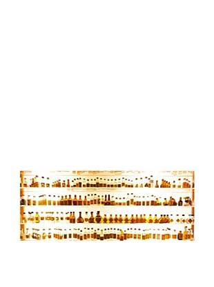 PlatinArt Cuadro La Bottiglia 50 x 125