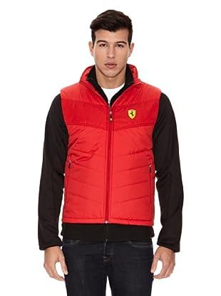 Ferrari Chaleco Padded (Rojo)
