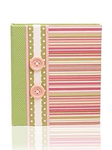 Molly West Princess- Photo Album, Pink/Green