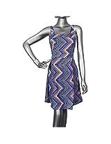 Fashiana Girls Polyester Dress (Fdrs080Rn _Multi Colored _Large)