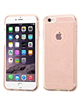 MyBat Cell Phone Case for iPhone 6 Plus/6s Plus - Retail Packaging - Transparent/Gold