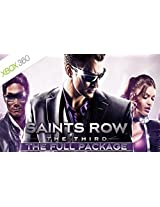 Saints Row The Third The Full Package (XBox 360)