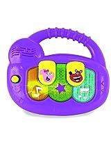 Baby Genius Mini Electronic Piano Rattle Baby Toy