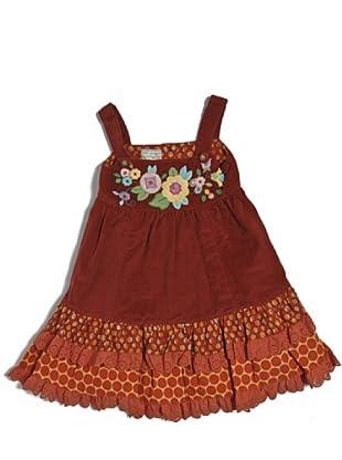 My Doll Kleid (Rubinrot)