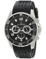 Le Chateau Men's 7072mssrub_blk Sport Dinamica Chronograph Watch