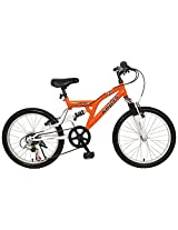 Kross STORM 20T DS Multi Speed Bicycle (Orange/White)