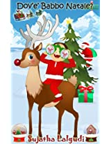 Dov'è Babbo Natale? - Un libro illustrato per bambini sul Natale (Spot It)