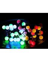 Tucasa LED String Light, Red (2416)