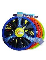 SOAK Radiate Series Spin Twist Frisbee, Colors Vary
