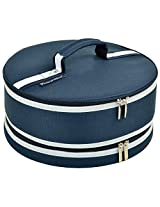 """Picnic at Ascot Pie and Cake Carrier 12"""" Diameter -"""