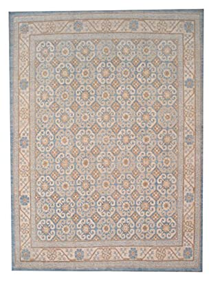 Kalaty One-of-a-Kind Pak Rug, Blue, 8' 3