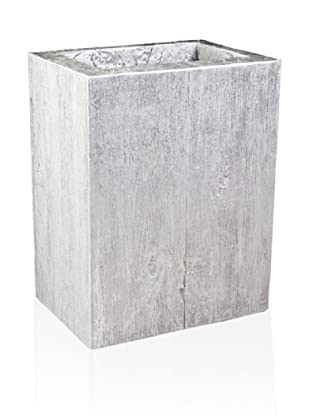 Phillips Collection Old Lumber Planter, Silver Leaf