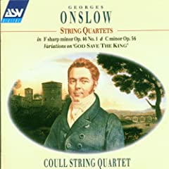 Onslow;String Quartets