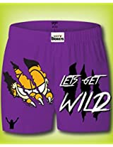 Garfield Boxer Shorts Mens Extra Large