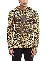 adidas Men's Hooded Cotton T-Shirt