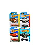 Hot Wheels Car-Off-Road/Workshop/City/Race (design may vary) (small, Multi color)