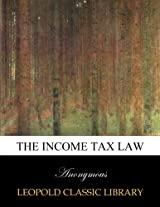 The income tax law