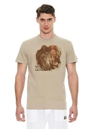 National Geographic Camiseta Lioness (Beige)