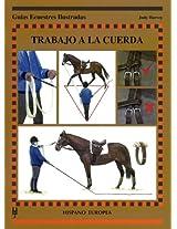 Trabajo a la cuerda / Rope Work (Guias Ecuestres Ilustradas / Illustrated Equestrian Guides)